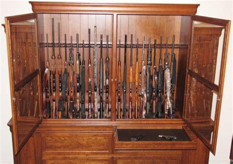 wooden shelves for kitchen custom cherry gun cabinet 46 gun cabinet gun