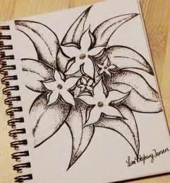 Cool Flower Drawings Tumblr