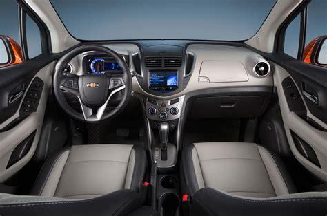 chevy trax interior 2015 chevrolet trax look