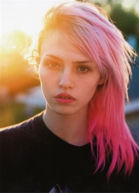 All Babes Are Wolves Pink Hair 2011