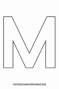 Letter M Craft: Mouse | MyTeachingStation.com