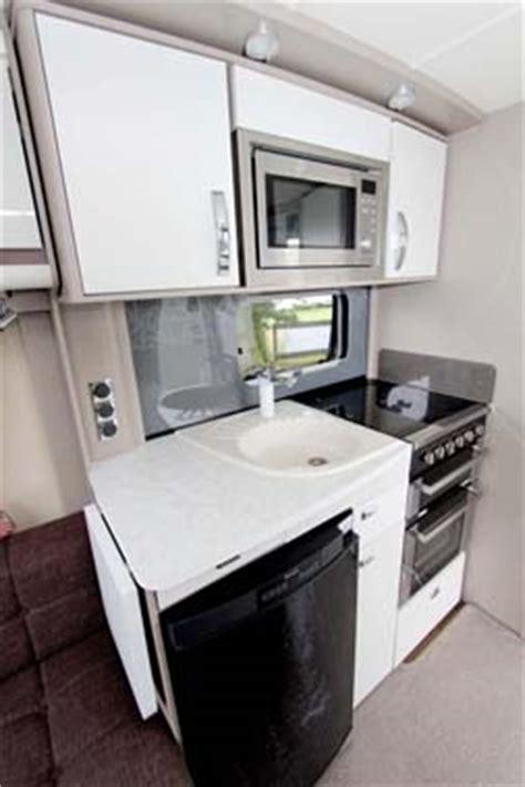 caravan kitchen cabinets sterling eccles se topaz caravan review caravan 1990