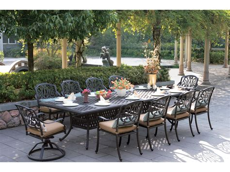 Darlee Patio Furniture Quality by Darlee Outdoor Living Elisabeth Cast Aluminum Antique