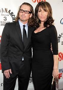 Kurt Sutter and Katey Sagal | Famous Couples | Pinterest ...