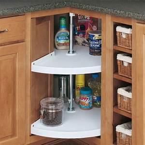 Kitchen Corner Cabinet Lazy Susan