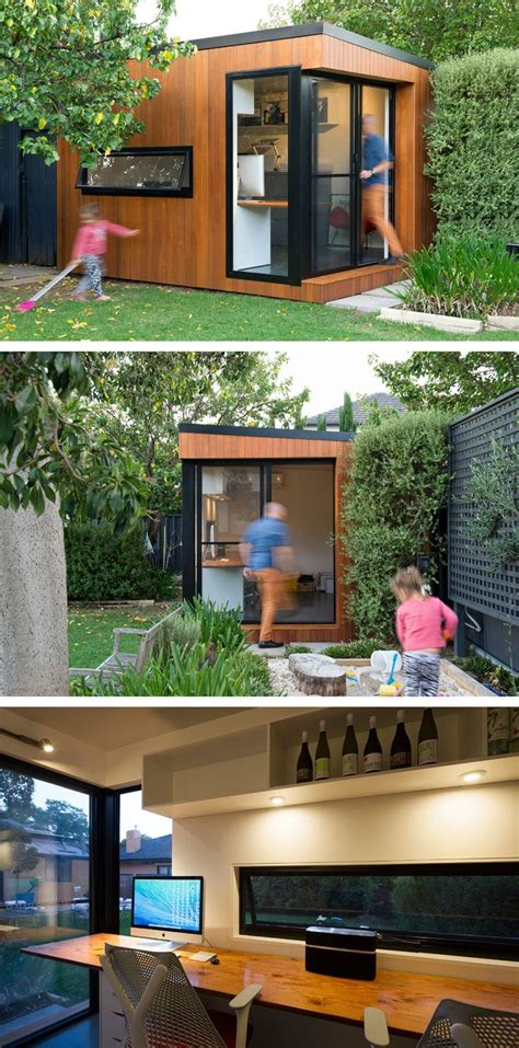 Backyard Office by Best 25 Backyard Office Ideas On Shed Office