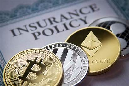 Insurance Policy Crypto Bitcoin Cryptocurrency Coins Ethereum