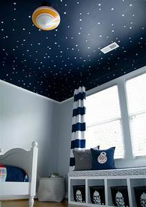 The magic og night sky in kids room by interiors