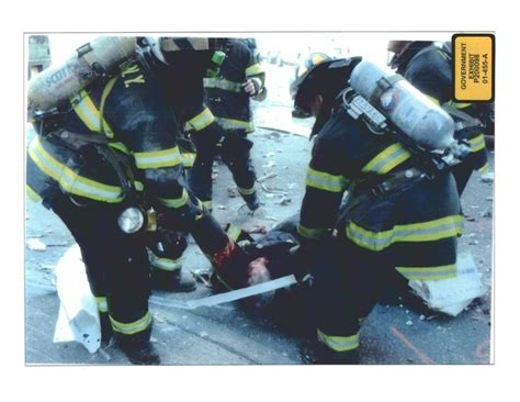 Is It True That The First Fire Fighter Killed On 911 Was