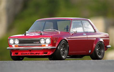 Datsun 510 Kit by Datsun 510 Cup Racer 1m Kit Hpi 100598 Hpi Racing