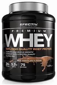 Efectiv Premium Whey 2 27 Kg