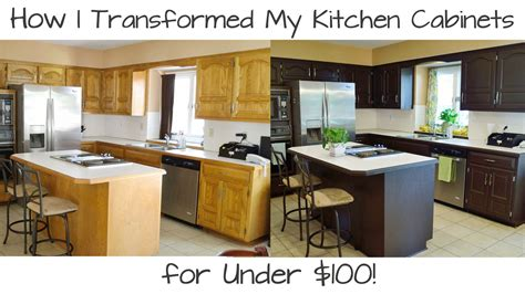 how to make kitchen cabinets look new marvelous how to make wood cabinets look new how i 9488