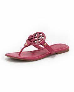 Neon Pink & Taupe Gladiator Sandal