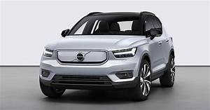 Electric Volvo Xc40 Recharge Revealed