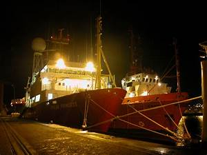 Image*After : images : fishing boat night time dark lights ...