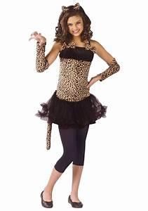 Child Wild Cat Costume