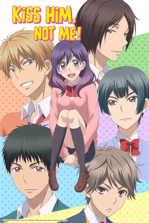 Anime Kiss Him Not Me Season 2 Crunchyroll Crunchyroll Adds Quot Kiss Him Not Me Quot To Fall