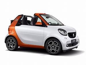 Smart Fortwo 2 : smart fortwo cabrio electric drive ~ Medecine-chirurgie-esthetiques.com Avis de Voitures