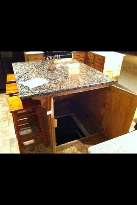 kitchen island secret passage 17 best gun storage and safes images on secret 5151