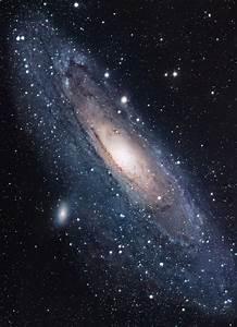 Die Andromeda- Galaxie