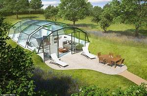 Could living in a glass house boost your HEALTH? Daily