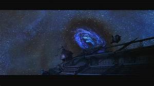 Wormholes Are Blue - TV Tropes