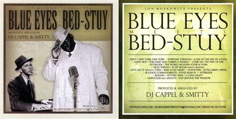 the notorious b i g frank sinatra blue meets bed stuy prod by dj cappel smitty
