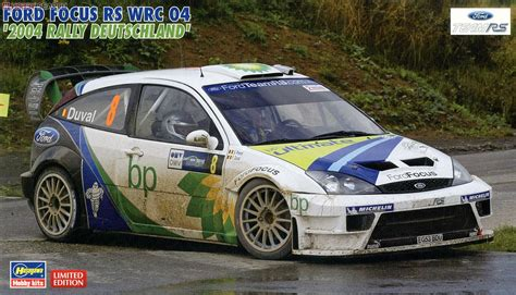 ford focus mk  rs wrc racing cars