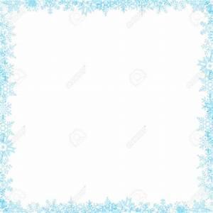 Snow Clipart Border – 101 Clip Art