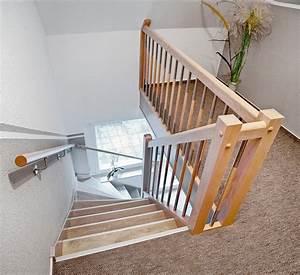 Treppengeländer Selber Bauen Stahl : holz edelstahl ~ Lizthompson.info Haus und Dekorationen