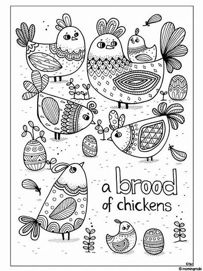 Colouring Pages Pattern Animals Coloring Morningmobi Fun
