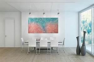 Wandbilder Für Badezimmer : kunstloft handgemalte wandbilder in t rkis homify ~ Markanthonyermac.com Haus und Dekorationen