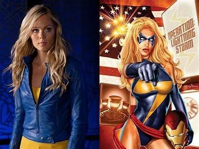 Marvel Laura Captain Ms Vandervoort Deviantart Shulkie