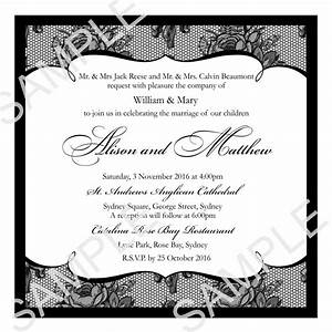 budget wedding invitations template wedding french classic With traditional french wedding invitations