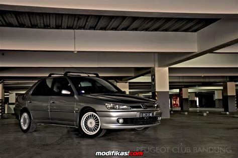 Modifikasi Peugeot 3008 by Peugeot Club Bandung