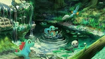 Pokemon Water Background Phone Wallpapertag