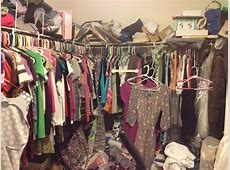 Closet Chaos Melanie Johnsons Closets
