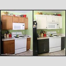 Easy Kitchen Cupboard Makeover