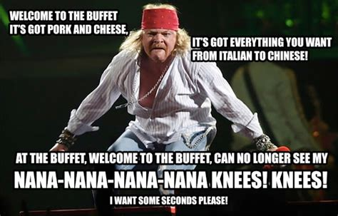 Axl Rose Memes - axl rose asks google to remove unflattering fat axl photo of himself bob s blitz