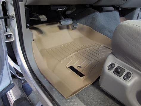 2006 f 250 weathertech floor mats 2000 ford f 250 and f 350 duty floor mats weathertech