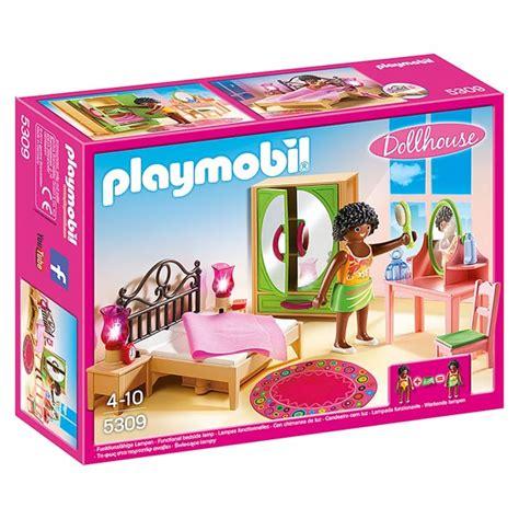 siege balancoire adulte 5309 chambre d 39 adulte avec coiffeuse playmobil dollhouse
