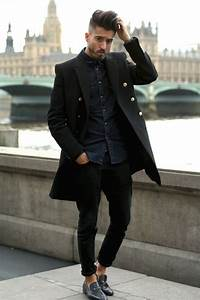 What To Wear With Black Jeans Men - Jeans Am