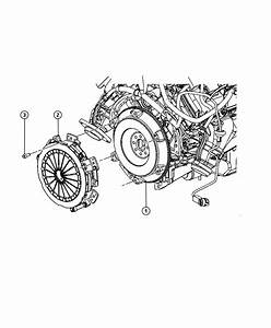 2010 Dodge Challenger Clutch Kit  Used For  Pressure Plate