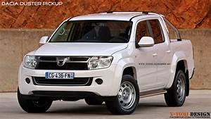 Dacia Pick Up 4x4 : dacia duster pickup new rendering released autoevolution ~ Gottalentnigeria.com Avis de Voitures