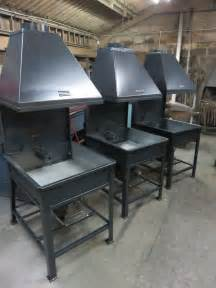 Blacksmith Coal Forge Plans