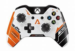 Titanfall Gets Custom Xbox One Controller for $64.99