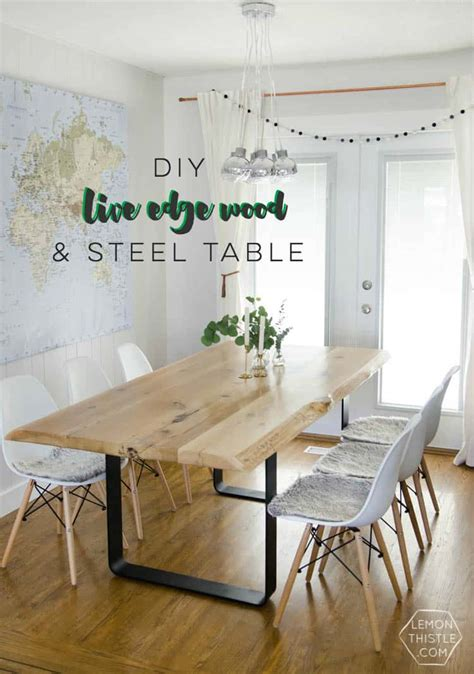 diy dining room furniture