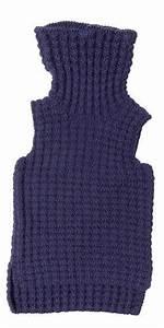 Cozy Waffle Stitch Vest