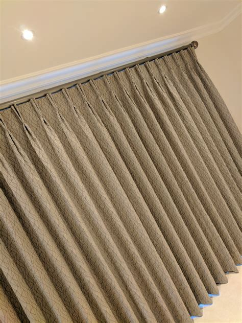 double sided pinch pleat curtains fabric warehouse