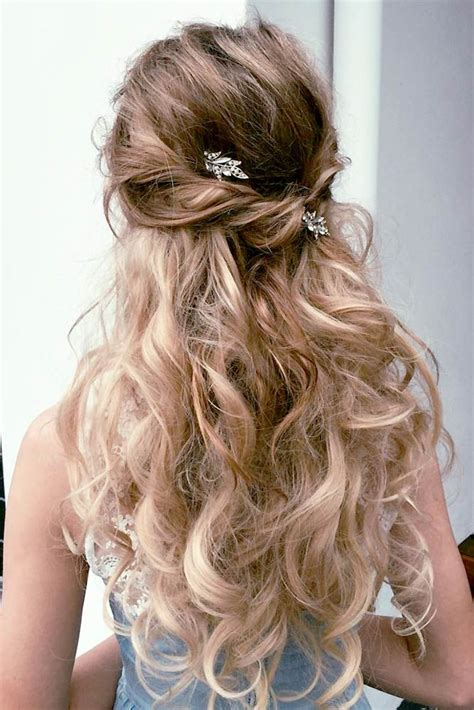 stunning prom hairstyles  long hair   hair
